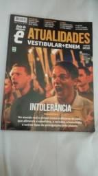 "Revista ""Atualidades"" - Editora Abril - 1 semestre de 2018"