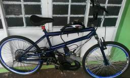 Bicicleta motorizada 60cc