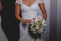 Vestido de Noiva - Marca Paula Boulanger