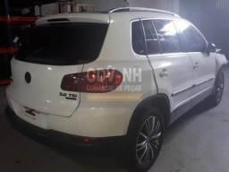 Sucata Volkswagen Tiguan 2011/12 2.0 200cv Gasolina