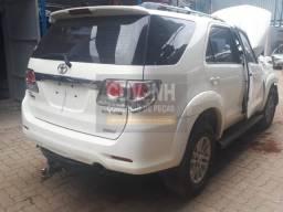 Sucata Toyota Hilux Sw4 2012 3.0 171cv Diesel - 2012