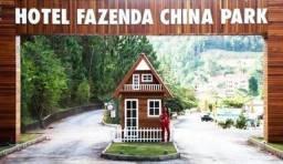Hotel Fazenda China Park - Temporada 21/07/19 a 28/07/19