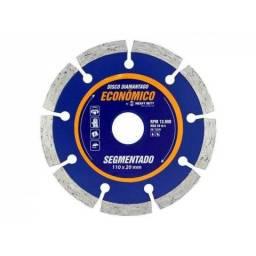 Disco Diamantado 110 Segmentado - Heavy Duty