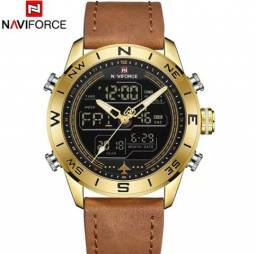Relógio Original Naviforce Multifuncional