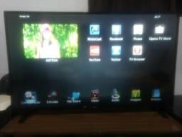 Smart Tv 43 Philco funcionando tudo leia o anuncio