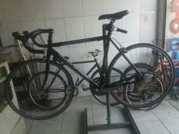 Bicicleta Speed Track Aluminio Shimano Aceitamos cartão