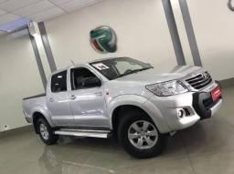 Toyota hilux 2.7 sr 4x2 cd 16v - 2014
