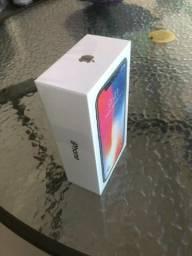 Vendo iphone x 64gb cor preta