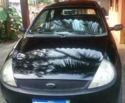 Vendo Ford Ka 2007 com GNV - 2007