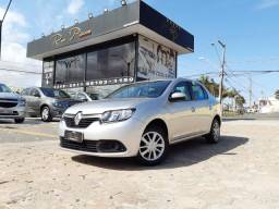 Renault Logan 11.6 EXP 17/17 - Troco e Financio! - 2017