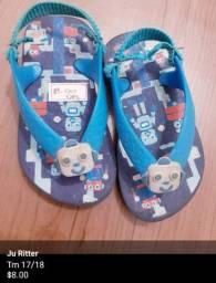 Desapegos calçados infantil menino