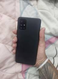 Samsung A71 Faço Rolo