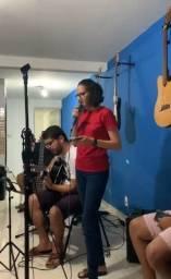 Aulas Práticas! Violão, Canto, Teclado e Guitarra.