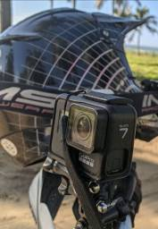 Gopro 7 Black acompanha o Dome, funcionando tudo Pra vender hoje. Melhor preço da OLX.