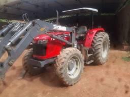 Trator Massey 4275 ano 2017