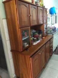 Armário de cozinha de Cerejeira