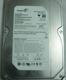 HD Seagate 250gb p/ desktop ou DVR