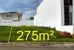 Terreno 275 m² a venda no Condomínio Jardim de Mônaco Hortolândia