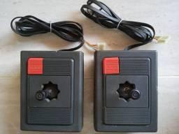 02 Controles Philips Odyssey Nacional Avulsos C/ Defeitos