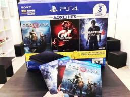 PlayStation 4 - Não saia da sua casa, entregamos!
