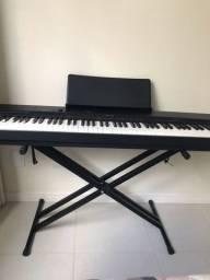Suporte para piano digital ou teclado