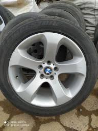 Jogo de roda 19 com pneus -  5 Furos ( barato )