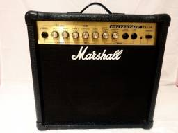 Caixa Marshall valvestate 15W/RMS MADE IN ENGLAND