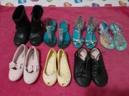 Calçados infantil menina do 27 ao 28