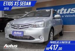 Toyota Etios Sedan XS 1.5 (Flex) 2013