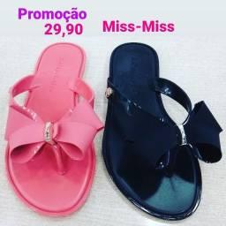 Chinelos Miss-Miss