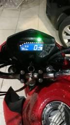 Moto CG TITAN 160 2018 km 20500 zera