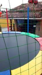 Aluguel de pula pula: pequeno, médio, grande e gigante