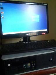 Ótimo Computador HP Compaq atualizado para Windows 10