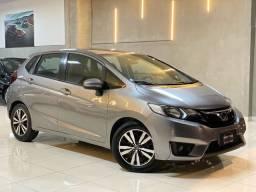 Fit EX 1.5 Automático 2015 Impecável - Infinity Car