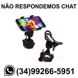 Entrega R$ 10 * Suporte Celular Moto Bike Presilha * Chame no Whats