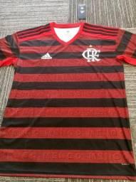Camisa Flamengo I 19/20 Torcedor Adidas Masculina