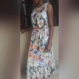 Vestido lindo M/G