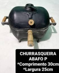 CHURRASQUEIRA ABAFO A PARTIR DE 150