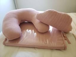 Kit Bebê Rosa Seco