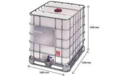 Container em Plástico Cap. 1000L -