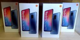 Redmi Note 9S 6GB Ram 128GB 48Mp Global Dual Sim Tela 6.67 5020Mah Lacrado Pronta Entrega