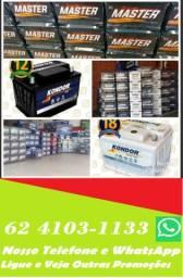 Bateria Nova de 159,99 Por 05 Parcelas de 31,99, Ligue 4103-1133
