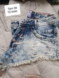 Vendo lote de roupas feminina