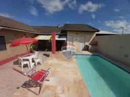 Casa com piscina no condomínio Solar dos Cantarinos à venda, 141 m² por R$ 420.000 - Recan