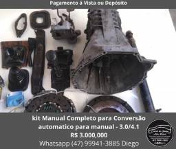 Kit manual ômega 4.1 ou 3.0