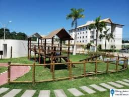 Apartamento 2/4, suíte e varanda em Vila de Abrantes - Reserva Parque