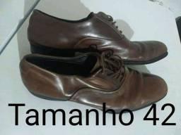Sapato social tamanho 42