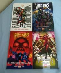 Fabulosos Vingadores comprar usado  Fortaleza