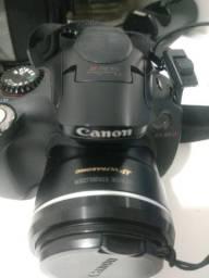 Vendo/Troco Câmera Canon NOVA