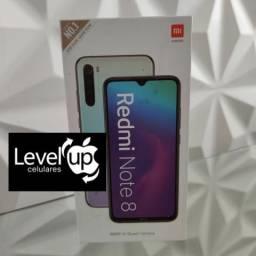 Level up! Redmi Note 8 da Xiaomi. Novo lacrado com garantia e entrega imediata